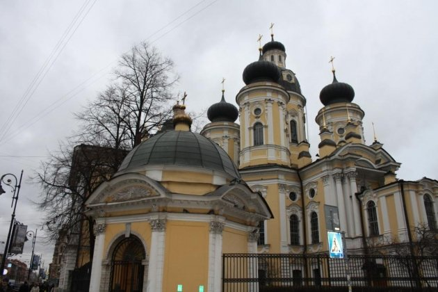 Владимирский собор Спб