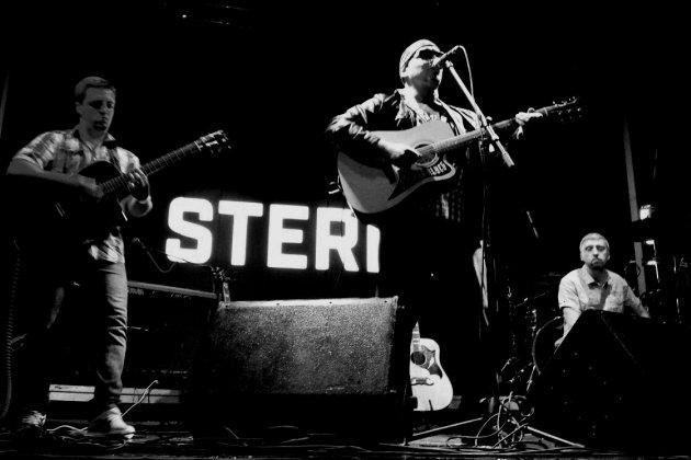 Концерт группы «Stalker Blues»