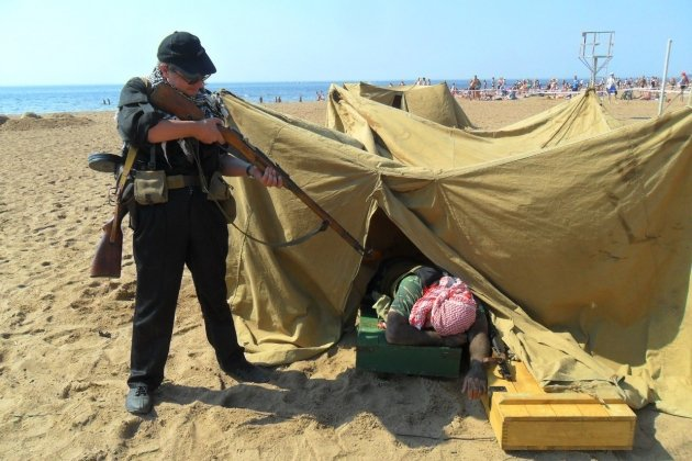 Военно-морской фестиваль «Морские Дьяволы»