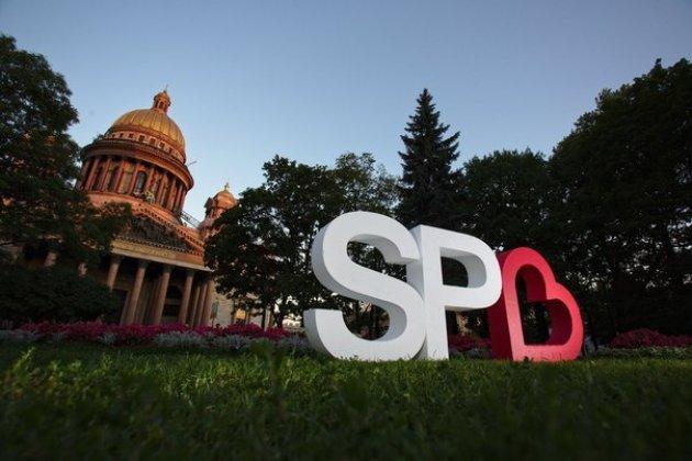 Петербургская романтика на фестивале «Питер, я люблю тебя»