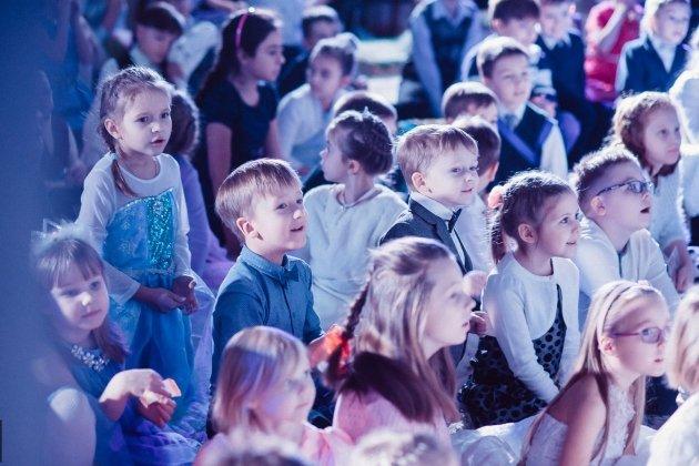 Детские елки в Константиновском дворце 2017