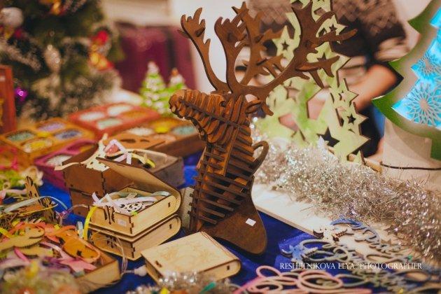 Handmade ярмарка «Арт-штучки»
