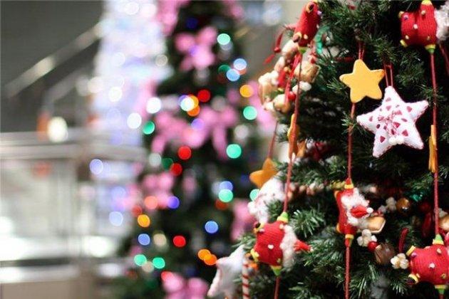 рождественская благотворительная ярмарка в ТРЦ «Питерлэнд»