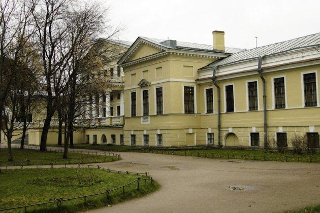 Спб юсуповский дворец адрес