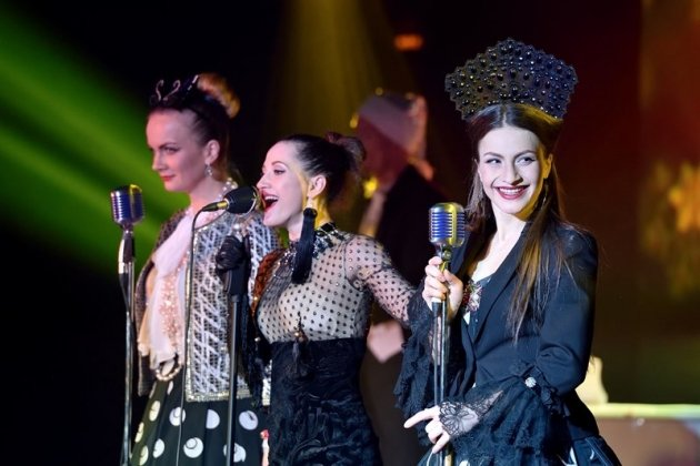 Концерт «Шанель Гангстерз»