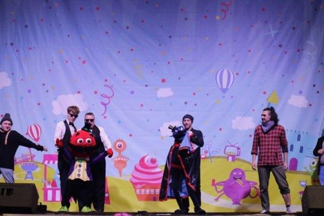 Ведущего шоу Забавляндия Альберта Забавляева могут объявить символом Петербурга