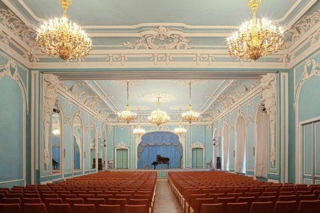Концерт «Молодые исполнители России»