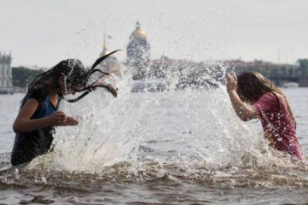Прогноз погоды на июль 2015 в Санкт-Петербурге