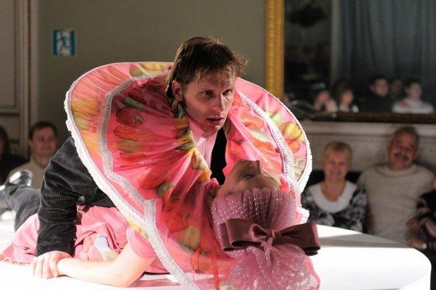 Спектакль по произведению Н.В. Гоголя «Женитьба»