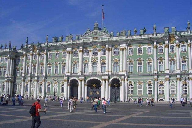 Зимний дворец в санкт петербурге