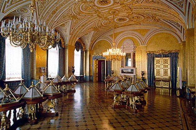 Зимний дворец в питере