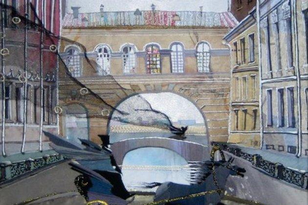 Выставка Марины Принцевой «Игры с городом»