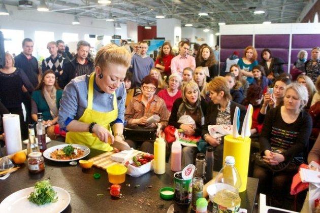 Выставка и кулинарное шоу Формула еды XXI век