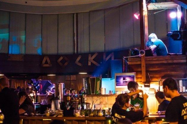 «Доски» на Звенигородской