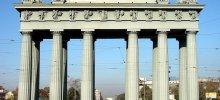 Московские и Нарвские ворота в санкт петербурге