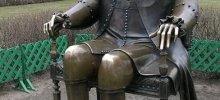 Счастливые колени Петра I