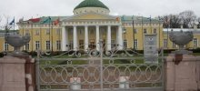 Таврический дворец в Санкт Петербурге фото